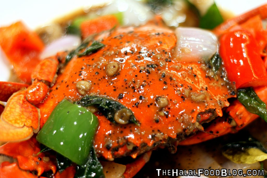 Penang St Buffet Crab Madness 2016 06 Black Pepper Crab