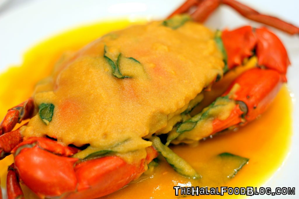 Penang St Buffet Crab Madness 2016 09 Salted Egg Crab