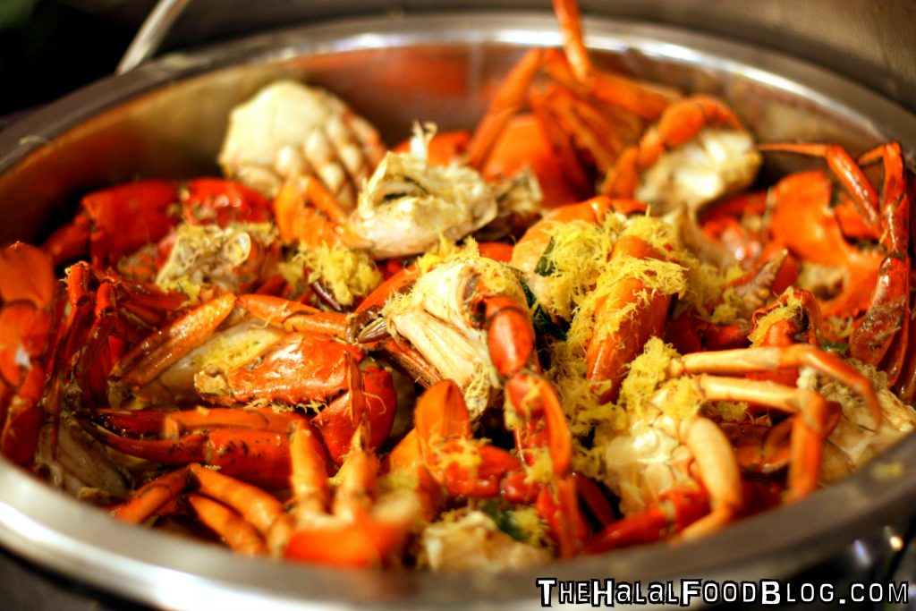 Penang St Buffet Crab Madness 2016 18 Golden Sand Crab