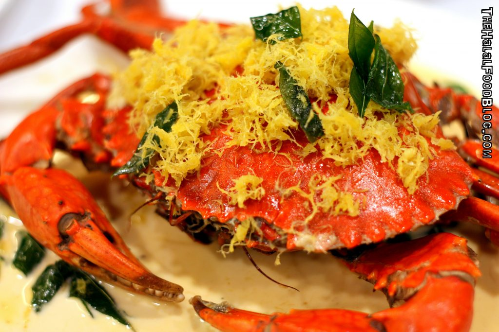 Penang St Buffet Crab Madness 2016 19 Golden Sand Crab