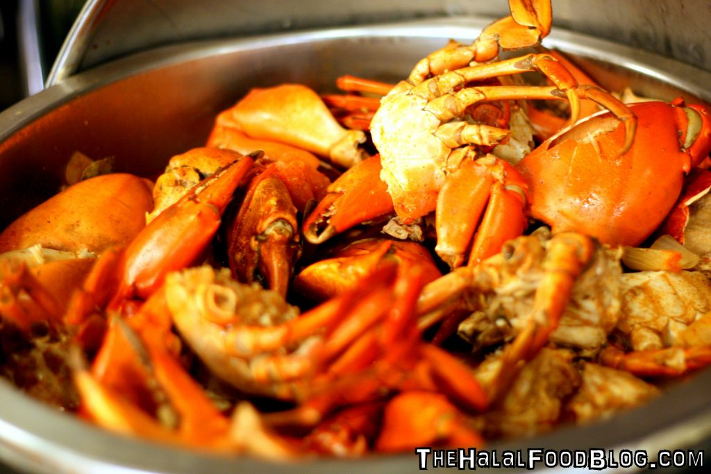 Penang St Buffet Crab Madness 2016 26 Tom Yam Crab