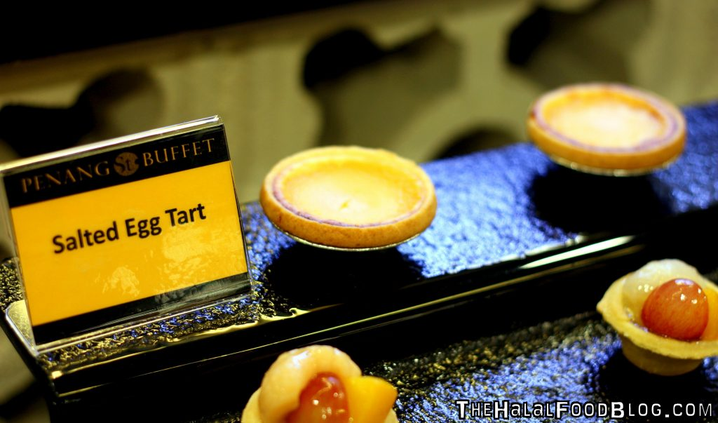 Salted Egg Tart