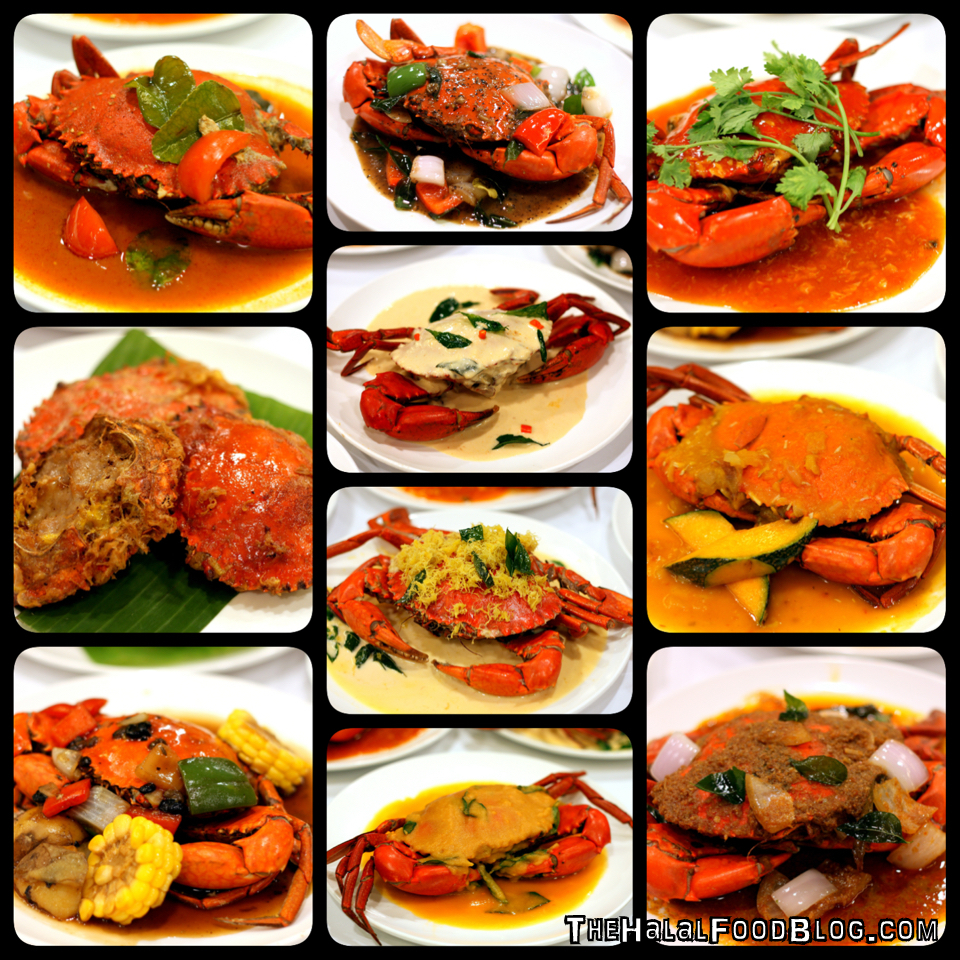 Penang St Buffet Crab Madness 2016 49 Collage