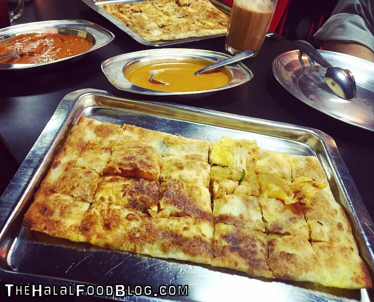 Springleaf Prata Place 03 Salted Egg Prawn Prata