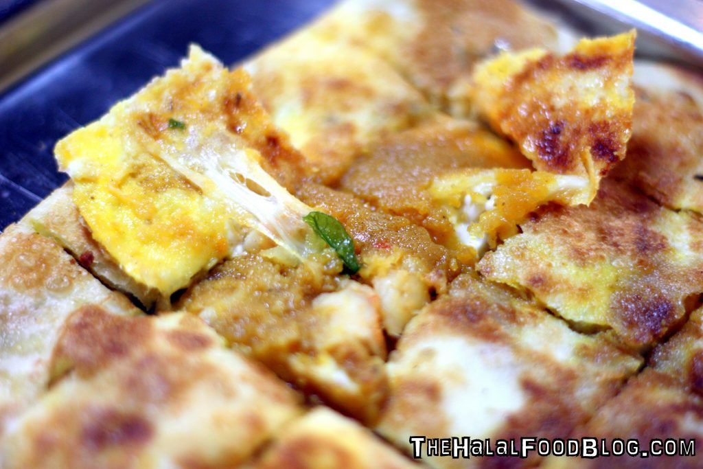 Springleaf Prata Place 05 Salted Egg Prawn Prata