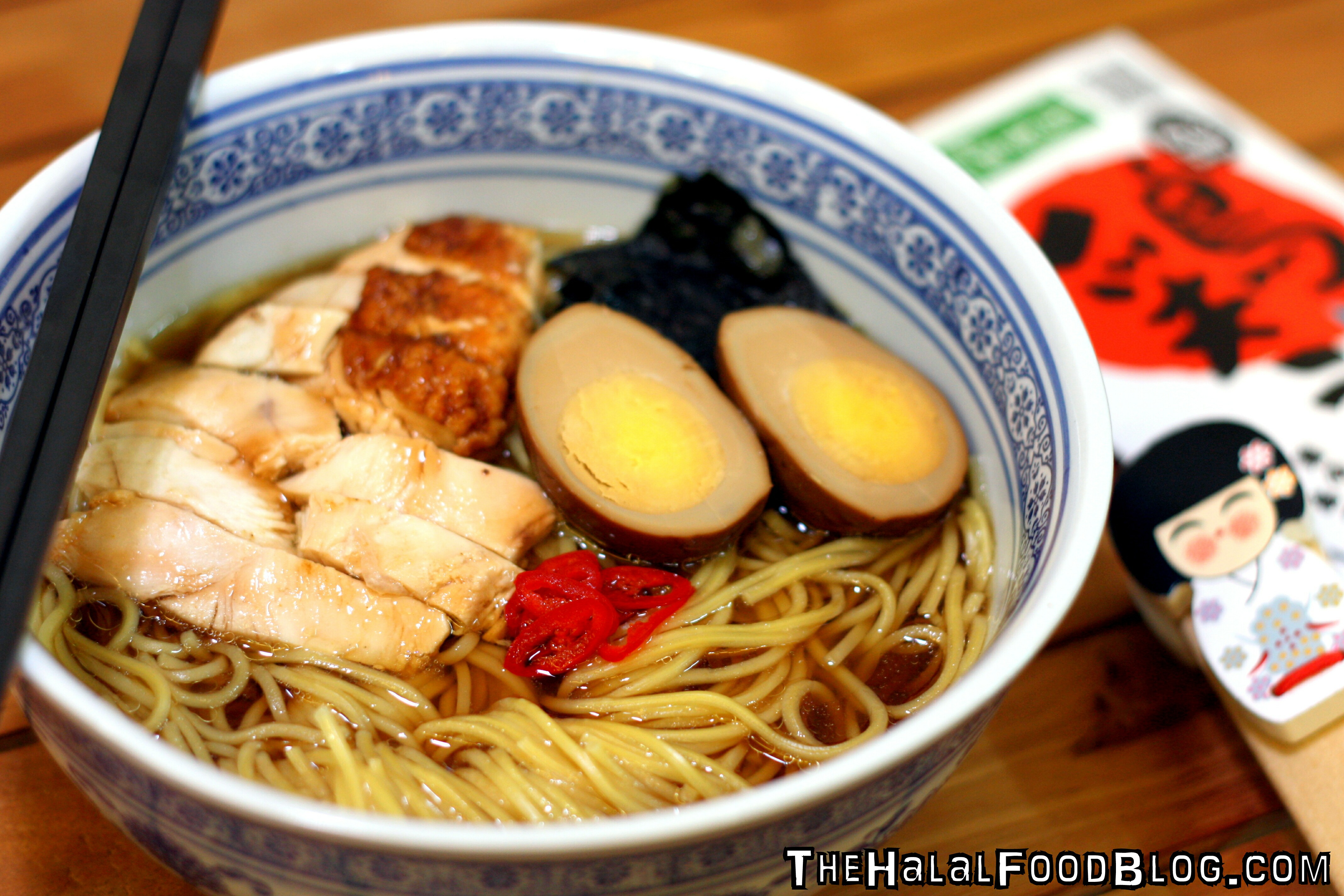 Ippin singapore halal ramen from japan the halal food blog ippin singapore 09 ajinatori ramen forumfinder Image collections