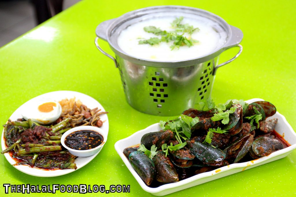Bubur Taiwan Couple Set ($10.90)