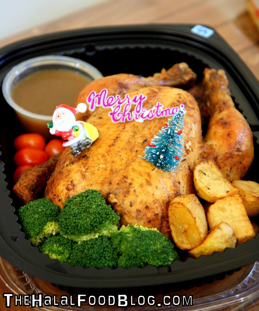 Oven Baked Rosemary Chicken