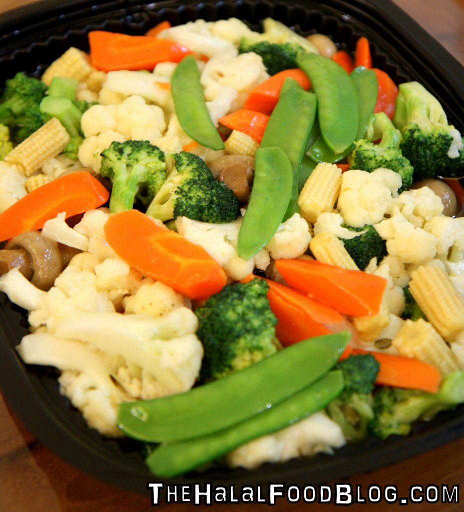 Sauteed Garden Vegetables in Butter Glaze