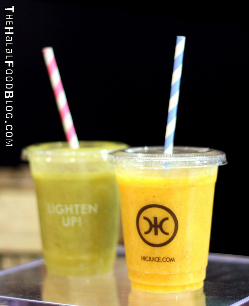 Smoothies ($8.00 each)