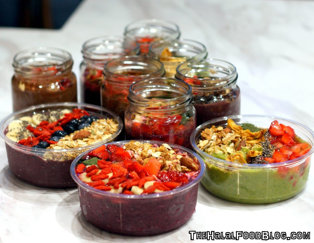 Superfood Bowls ($9.50 each)