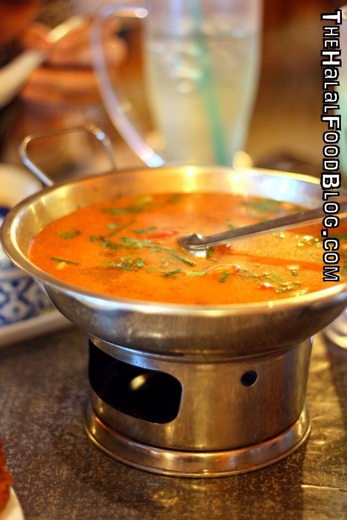 Tom Yum Soup ($8.00)