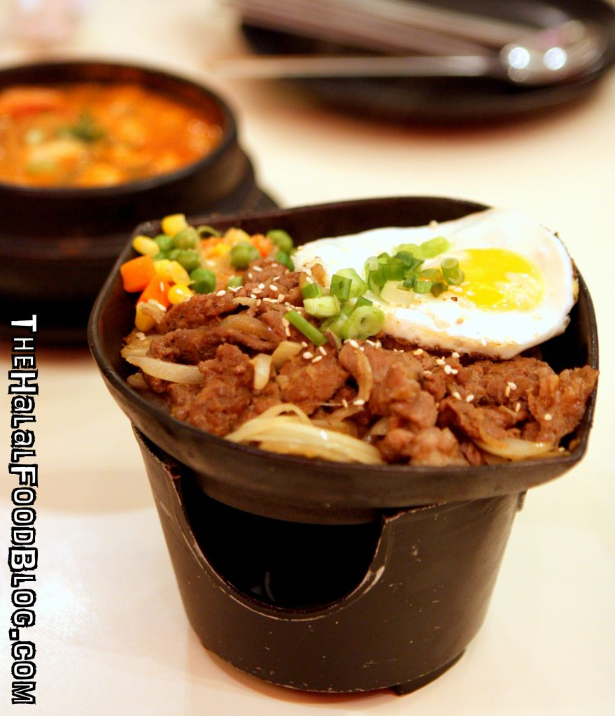 Honey Garlic Bulgogi Beef (RM24.90 set)
