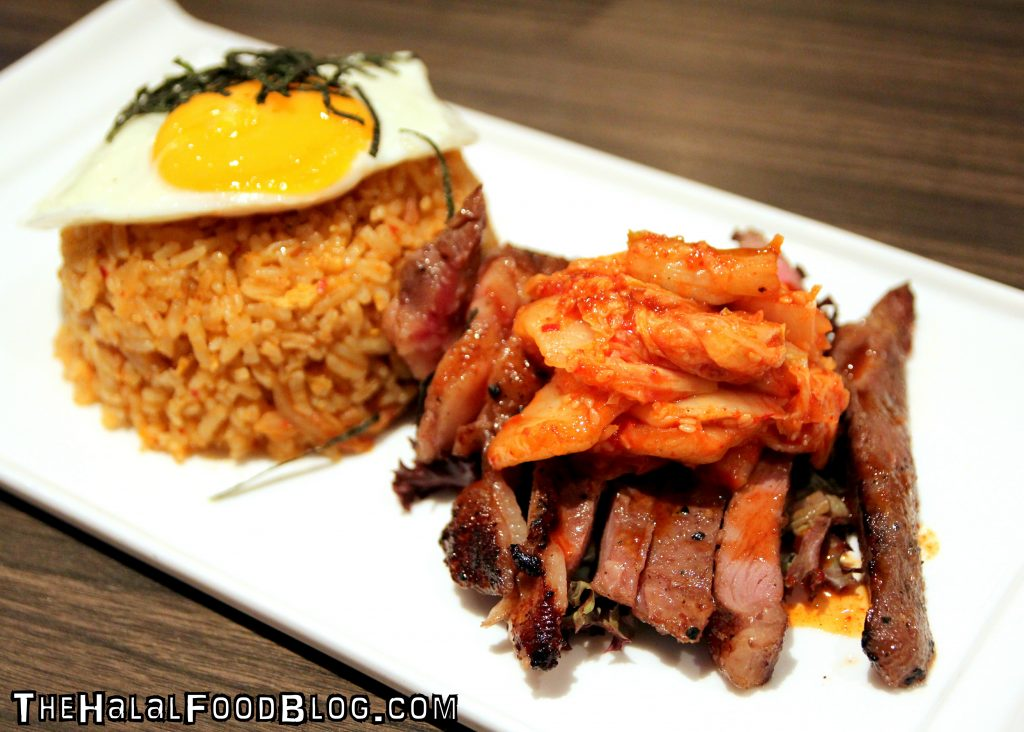 Korean Steak and Rice ($15.90)
