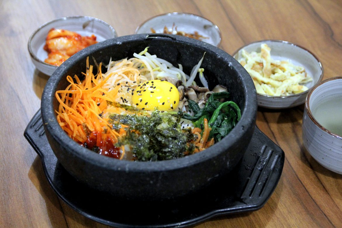 Muk bang korean restaurant the halal food blog - How to build a korean bbq table ...