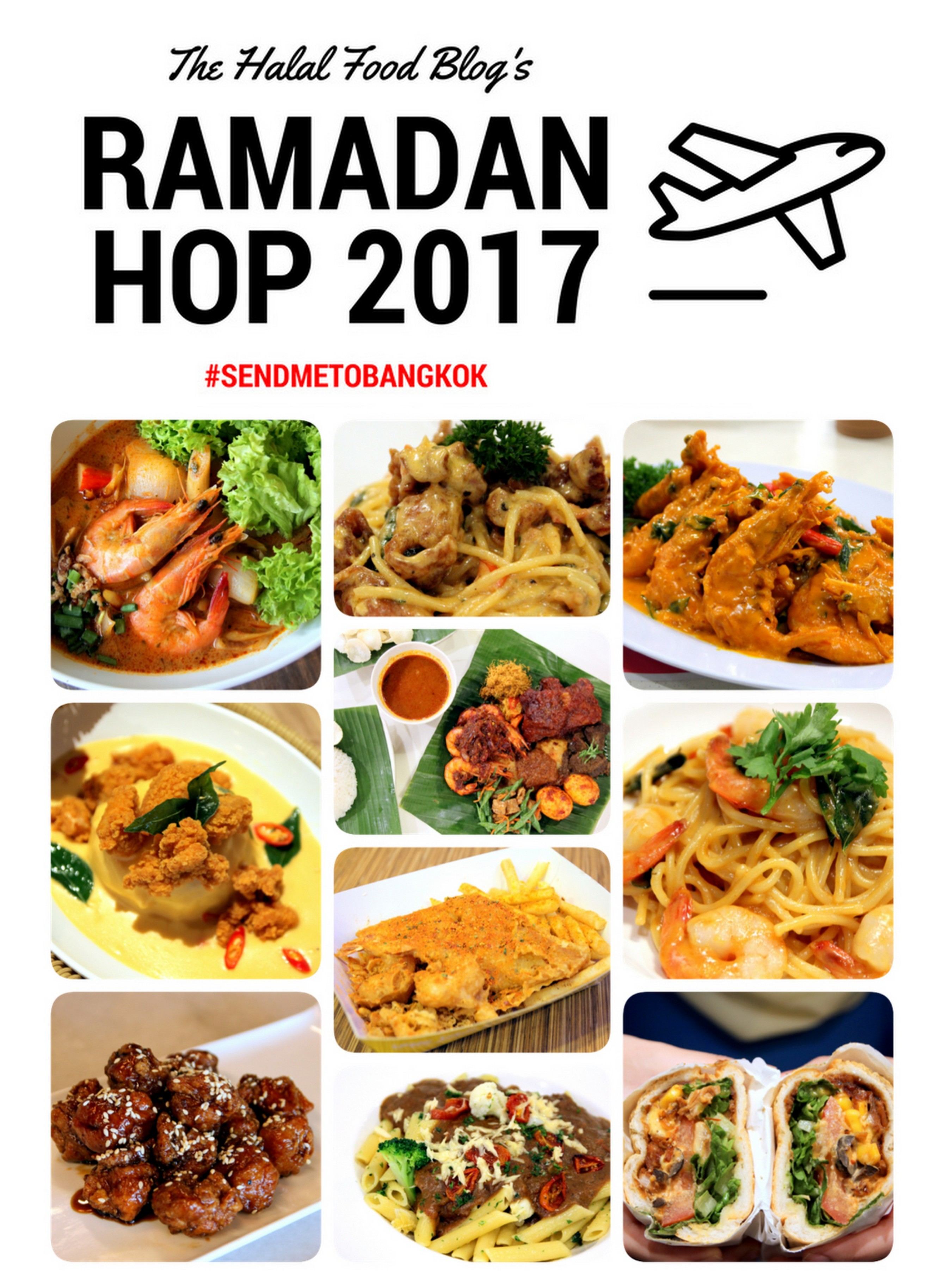 The Halal Food Blog's #RamadanHop 2017
