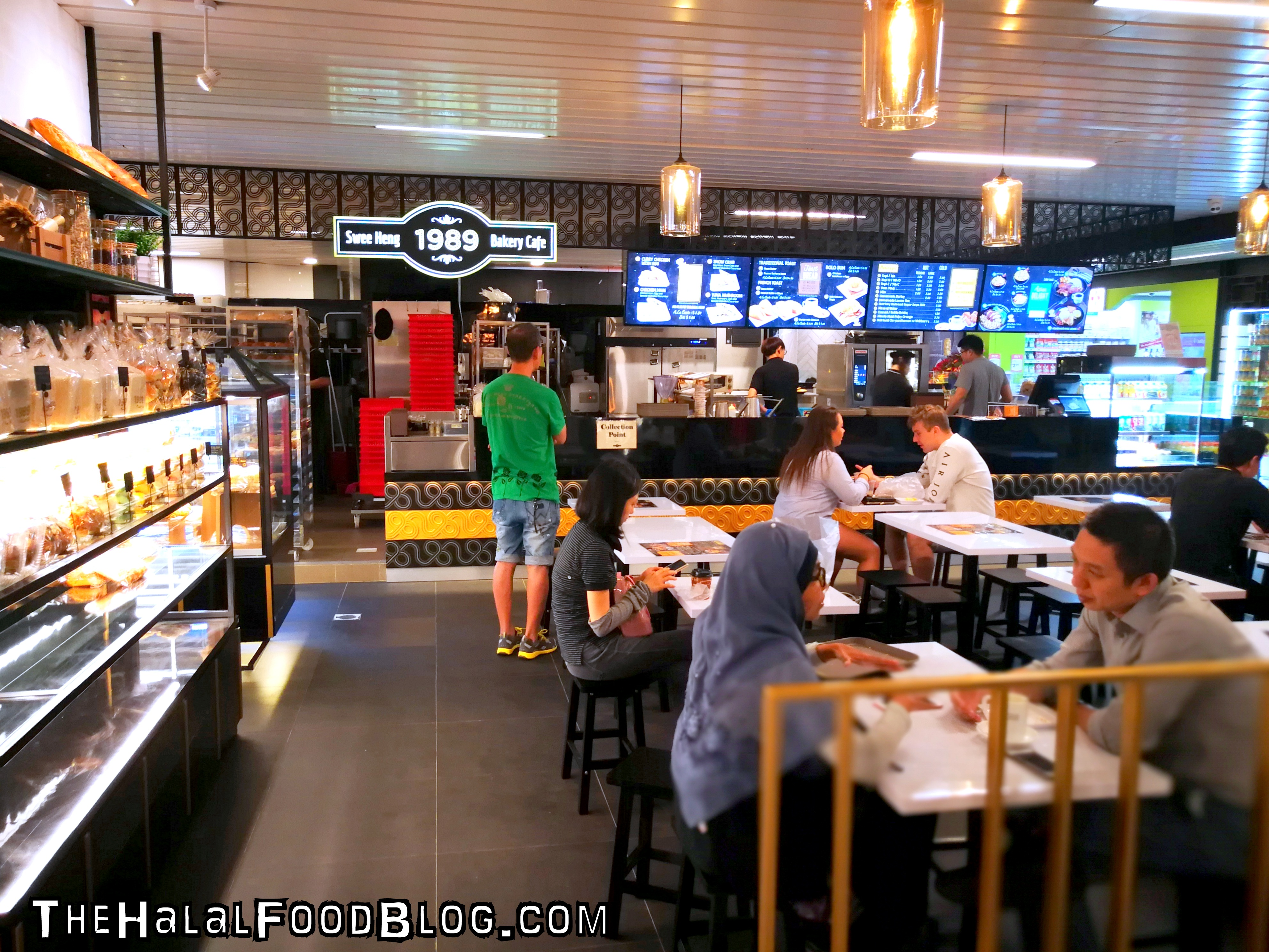 Hours Halal Cafe In Singapore