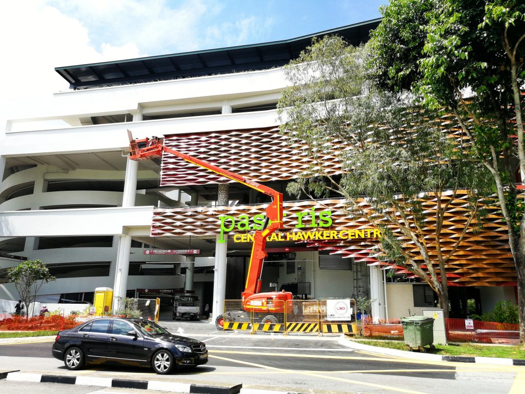 Pasir Ris Central Hawker Centre Finally Opens!