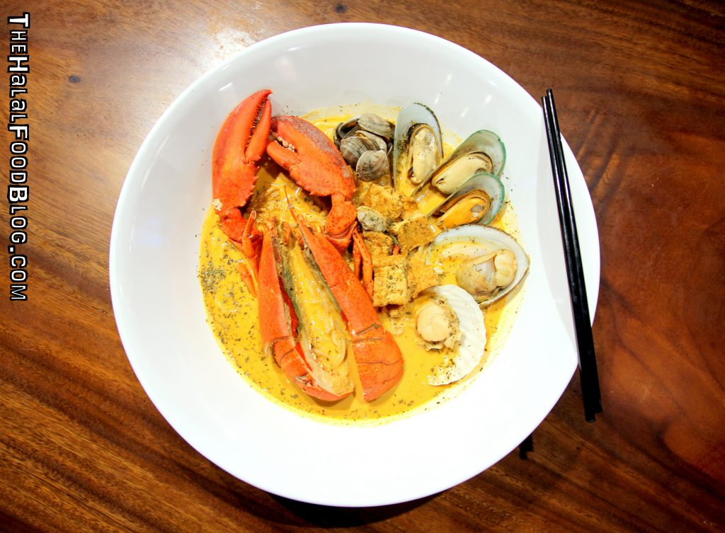 Mr Wholly - Wholly Seafood Specials! - The Halal Food Blog
