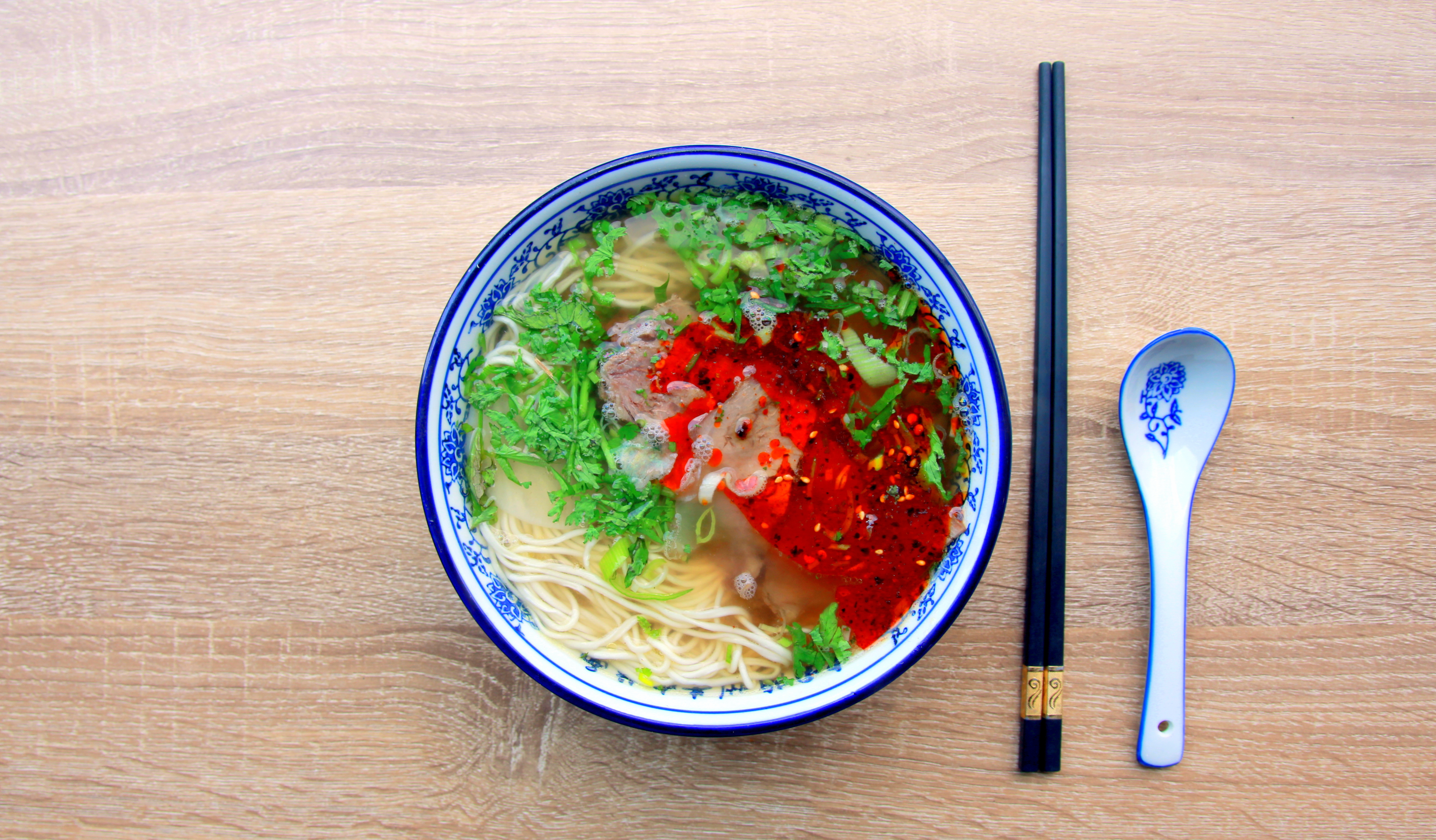 The Lanzhou Lamian List - 5 Places to Enjoy HALAL Hand