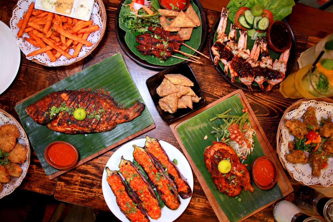 Taliwang Restaurant Authentic Flavours Of Lombok The Halal Food Blog
