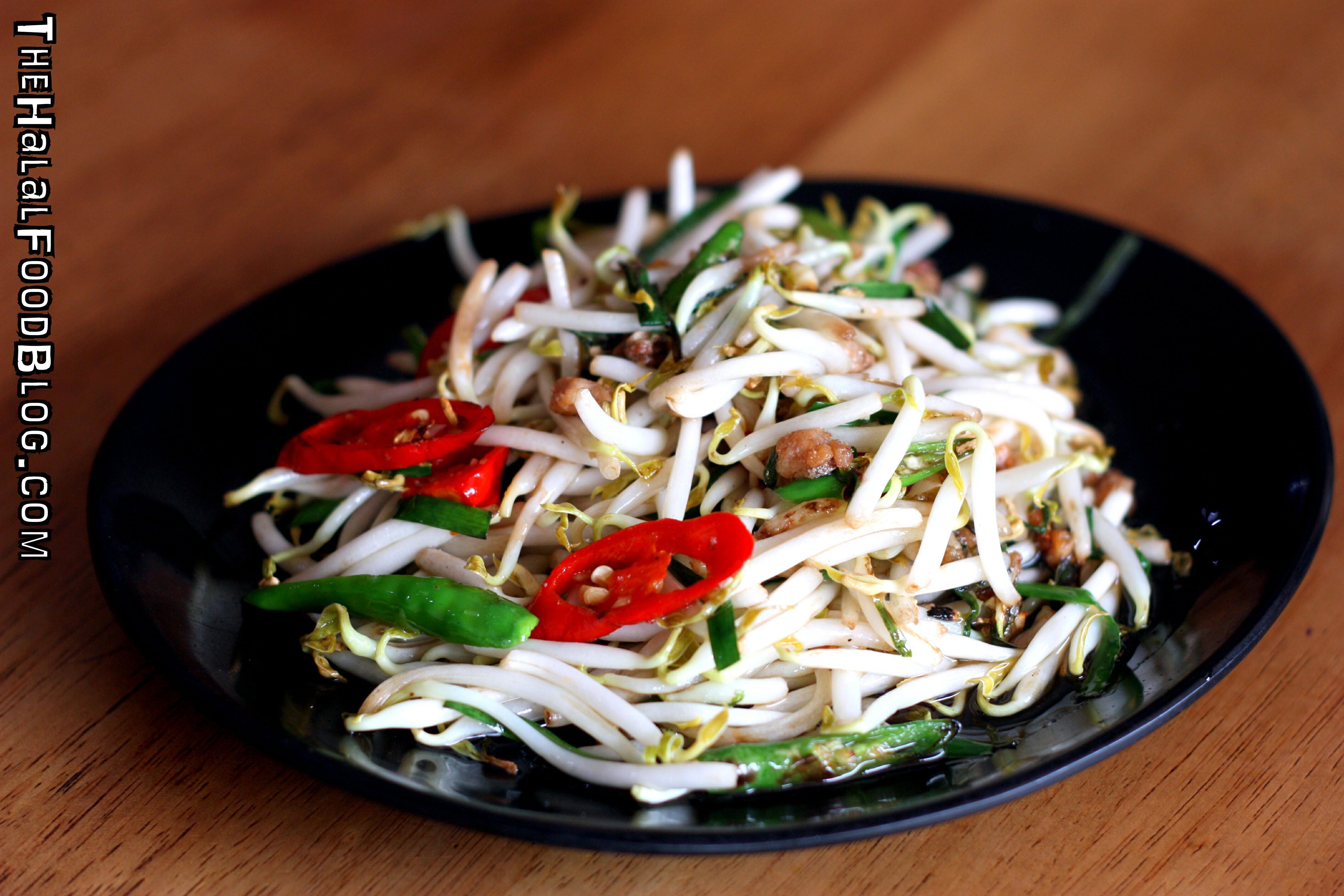 Anisofea Asam Pedas Johor Asli - The Halal Food Blog