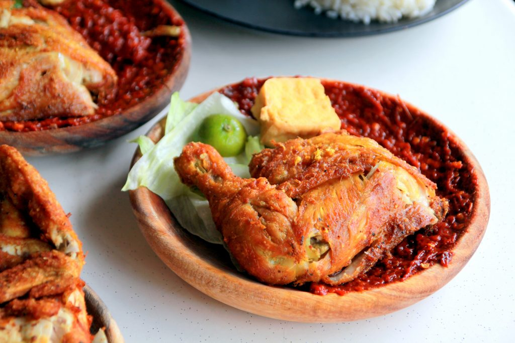 Pondok Pantai Timur - My #1 Favourite Ayam Penyet! - The Halal Food Blog